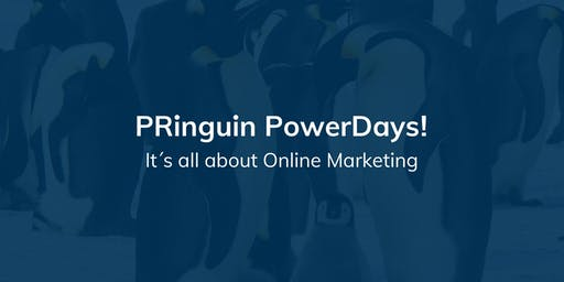 PRinguin PowerDay - Online Marketing