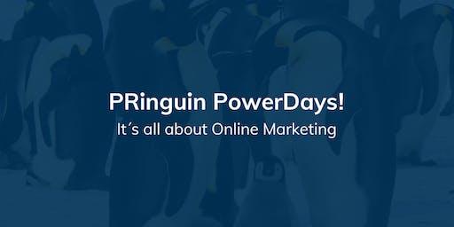 PRinguin PowerDay - Online Marketing