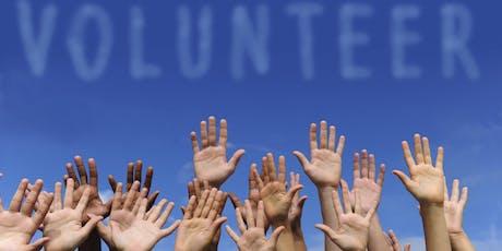 October Volunteer Information Hour: North Somerset Libraries tickets