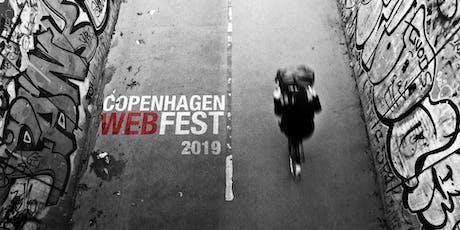 CPH Web Fest 2019 tickets