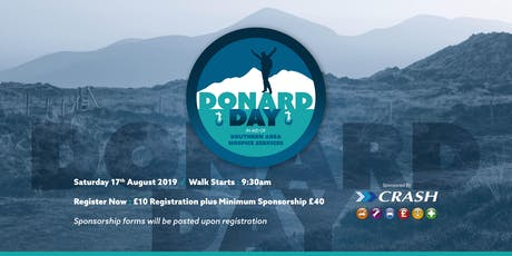 Donard Day tickets