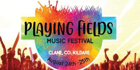 The Playing Fields Festival tickets