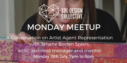 Monday Meetup - A Conversation on Artist Agent Representation