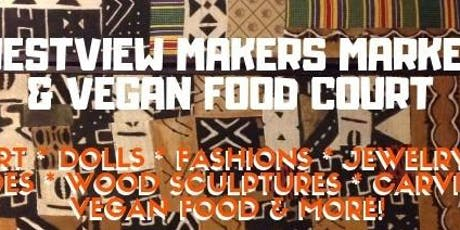 Westview Maker's Market & Vegan Food Court tickets
