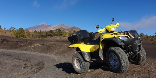 Quad Tenerife - Excursion & Trips