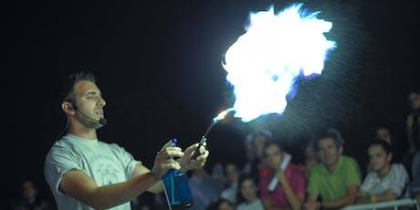 Una aventura científico-forense en la noche. Noche de los Investigadores e Investigadoras en la Universidad de Alcalá  tickets