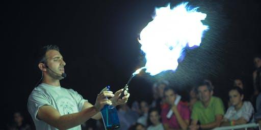 Una aventura científico-forense en la noche. Noche de los Investigadores e Investigadoras en la Universidad de Alcalá
