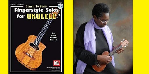 Learn to Play Fingerstyle Solos for Ukulele  - The Course - Taught by Jacqueline Grant