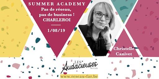Summer Academy - Pas de réseau, pas de business !