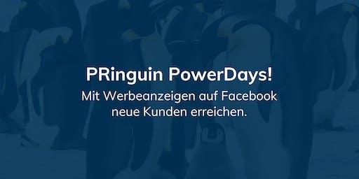 PRinguin PowerDay - Facebook Werbeanzeigen