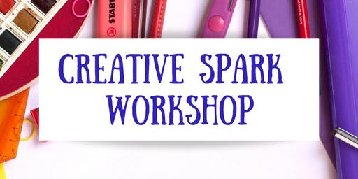 Creative Spark Workshop - Craft Day - Day 1 PM