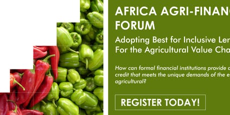 Agri-Finance Forum tickets