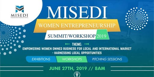 MISEDI WOMEN ENTREPRENEURSHIP SUMMIT/WORKSHOP