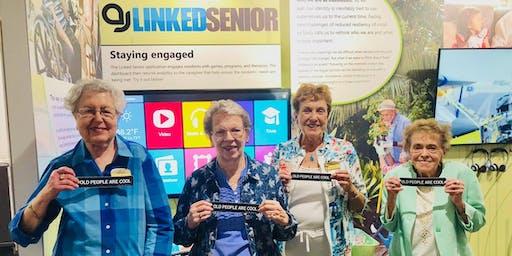 Resident Engagement Meet & Greet at the Alois Alzheimer's Center