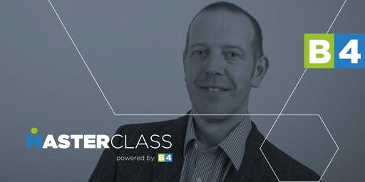 B4 Masterclass #33 with Matt Symonds: How to get Money for your R&D Projects