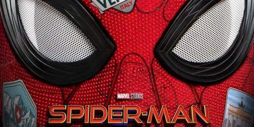 Movie: Spider-Man: Far from home at Regal City North Stadium 14 in Chicago