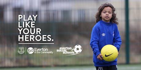 Everton Soccer Schools - Preston tickets