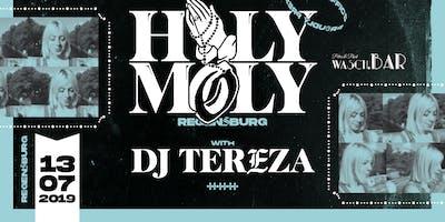 HOLY MOLY w/ DJ Tereza