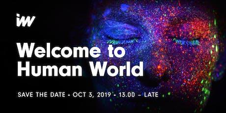 Human World tickets