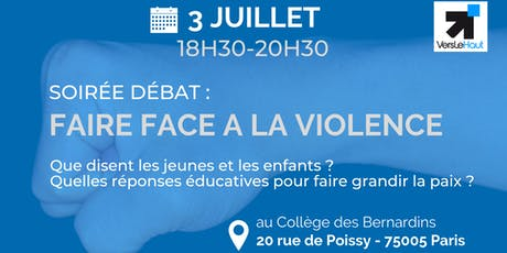 Faire face à la violence billets