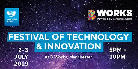 Festival of Technology and Innovation tickets