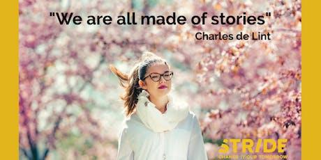 STRIDE Lab  Brand Storytelling - (third edition) tickets