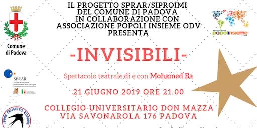 Invisibili_ Giornata Mondiale del Rifugiato