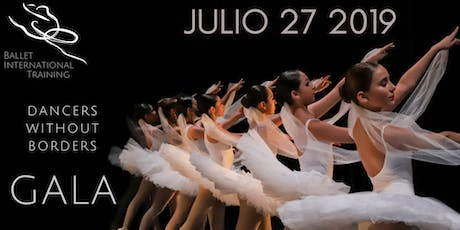 Dancers Without Borders Gala entradas