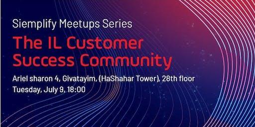 The IL Customer Success Community Meetup