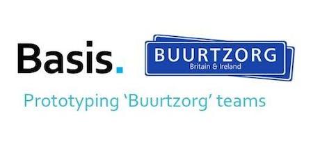 Prototyping 'Buurtzorg' teams  tickets