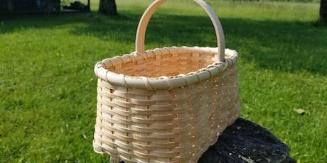 Basket Weaving Class II tickets
