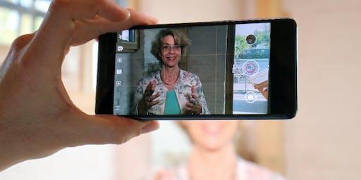 Workshop: Videos mit einfachen Mitteln selbst erstellen