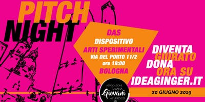 Unesco Giovani Pitch Night