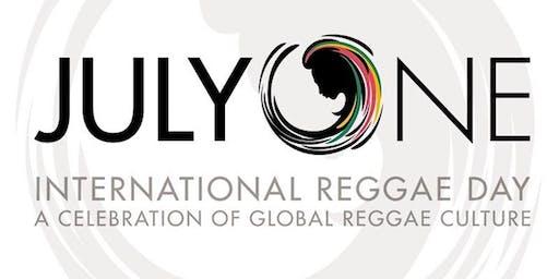 International Reggae Day 2019 JulyOne @ Brent