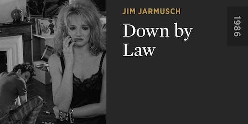 "Grand Nights - film screening ""Down by Law"" (1986) Jim Jarmusch"