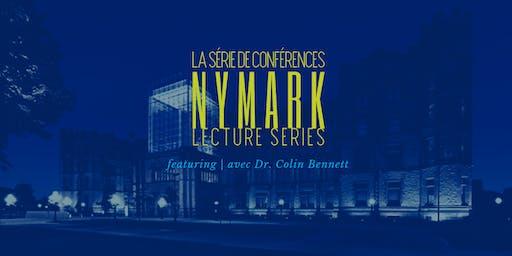 Nymark Lecture Series| Série de conférences Nymark