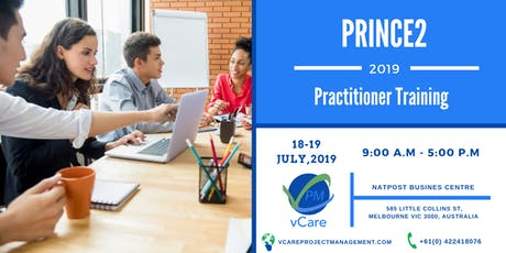 Prince2 Practitioner Training | Melbourne | Australia | July | 2019 tickets
