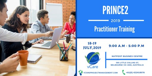 Prince2 Practitioner Training | Melbourne | Australia | July | 2019