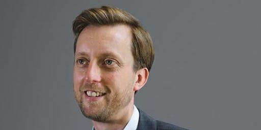 Professor Jon Wheat Inaugural Lecture