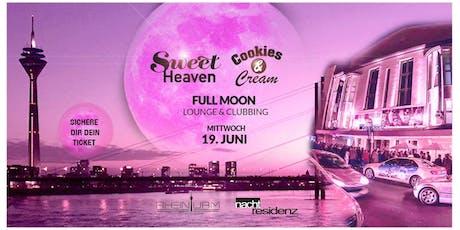 Sweet HEAVEN x Cookies & Cream - Skyline Full Moon Night Tickets