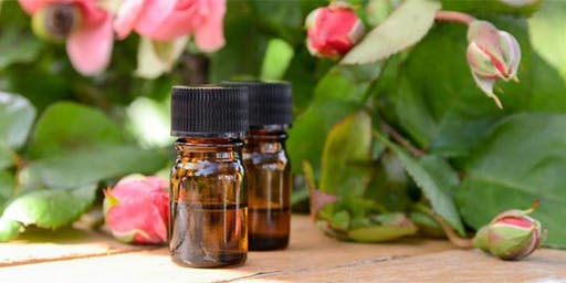 Summer Essentials:  Essential Oil Make and Take