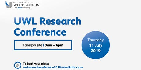 2019 UWL Research Conference  tickets