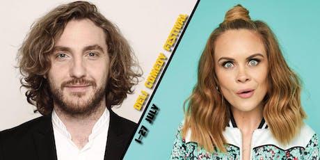 Seann Walsh & Joanne McNally - Deli Comedy Festival  tickets