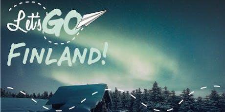 Let's go Finland!  biglietti