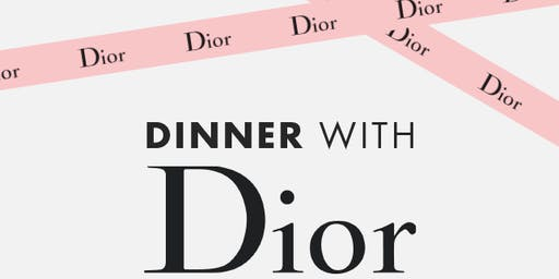 Dinner with Dior at Harvey Nichols Leeds