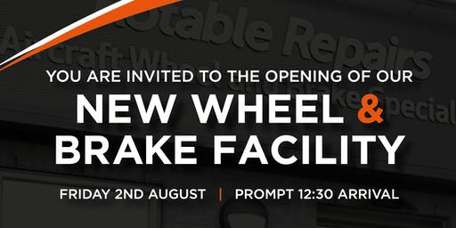 Rotable Repairs Ltd - Official Open Day