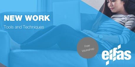 New Work - Workshop tickets