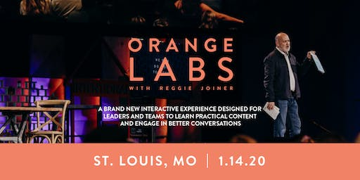 Orange Labs: St. Louis