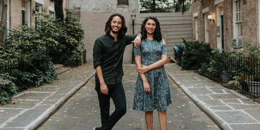 Sarah Kay & Phil Kaye Live in Singapore 2019 - 2ND SHOW ADDED