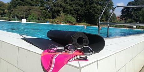 Yoga & Zwemmen De Goffert tickets